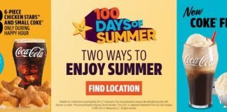 Hardee's and Carl's Jr. 100 Days of Summer promo