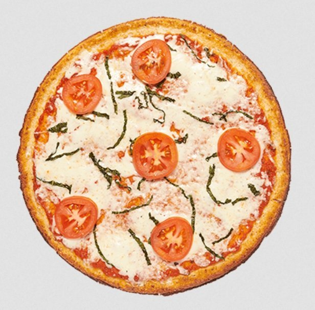 Mod Pizza new Cauliflower Crust Pizza