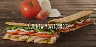 Potbelly new Chicken Mozzarella Flatbread