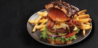 TGI Fridays new Whiskey-Glazed Rib Burger