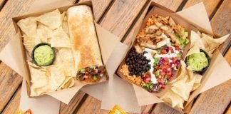 Taco Bell new From Our Cantina Menu