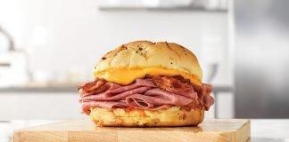 Arby's Bacon Beef 'n Cheddar sandwich is back