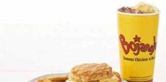 Bojangles' new Pimento Cheese Cajun Filet Sandwich