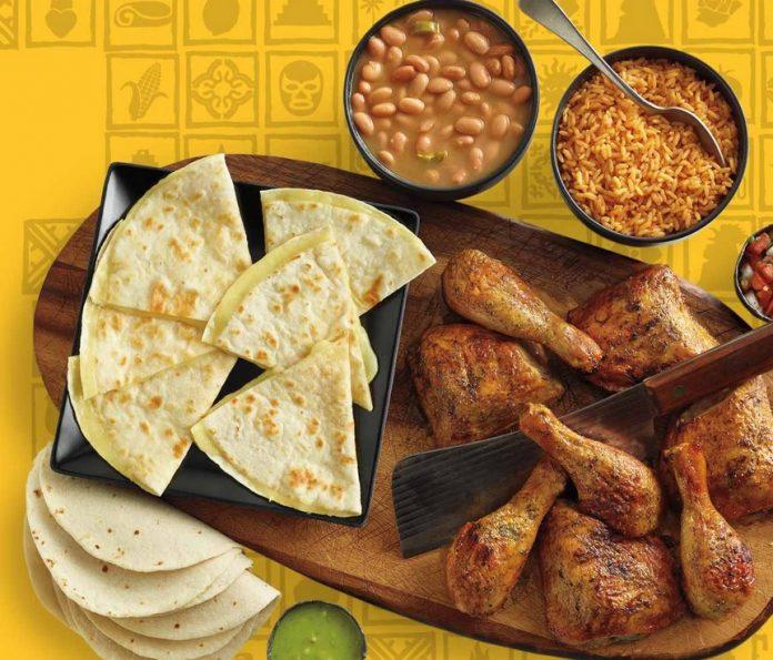 El Pollo Loco new $20 Chicken and Cheesy Quesadilla Family Dinner