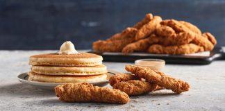 IHOP new Buttermilk Crispy Chicken menu