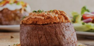 Outback new Bloom-Crusted Filet