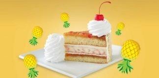 Pineapple Upside-Down Cheesecake Returns To The Cheesecake Factory