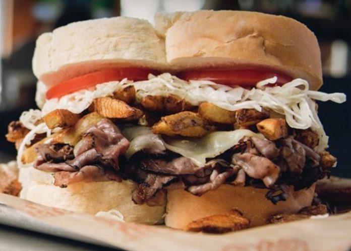 Primanti Bros. new Wiz Khalifa Black and Yellow sandwich