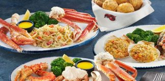 Red Lobster Crabfest returns hero