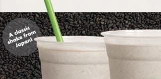 Shake Shack new Black Sesame Shake