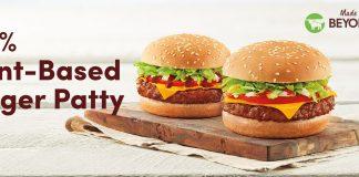 Tim Hortons new Beyond Meat burgers hero