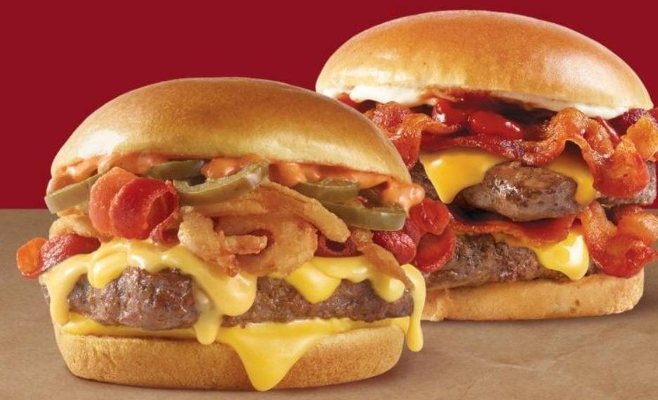 Cheeseburger, Bacon