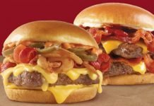 Wendy's new Bacon Jalapeño Cheeseburger