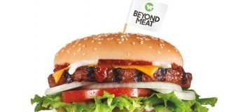 Carl's Jr. Is Launching The Beyond Meat Burger In Canada