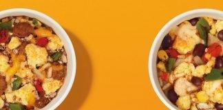 Dunkin' new Burrito Bowls