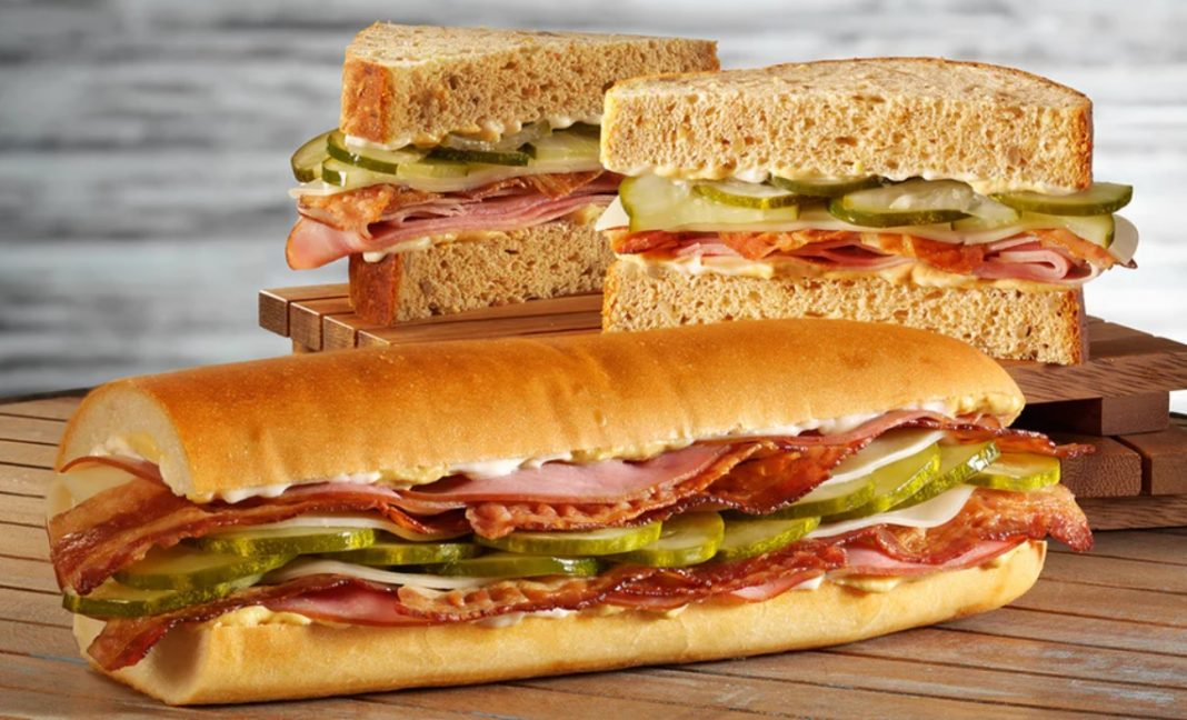 Jimmy John's new Jimmy Cubano Sandwich