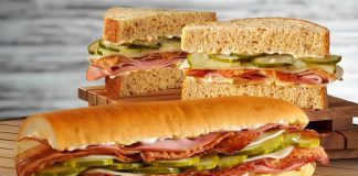 Jimmy John's new Jimmy Cubano Sandwich