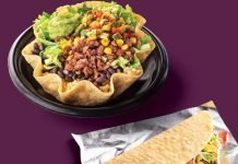 Taco Cabana new Beyond Meat Taco and Beyond Meat Bowl