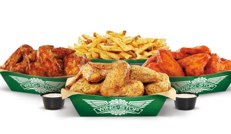 Wingstop new Crispy Whole Wings Full Flavor Fix Deal
