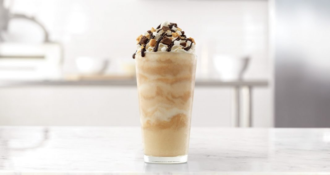Arby's new S'mores Shake