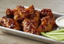 BJ's Adds New Bacon Jam Wings