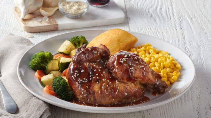 Boston Market Welcomes New Sesame Rotisserie Chicken