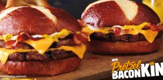 Burger King Rolls Out New Double Pretzel Bacon King Nationwide