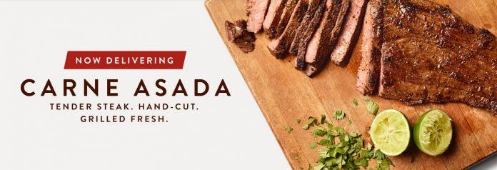 Chipotle Debuts New Carne Asada And Two New Carne Asada Bowls