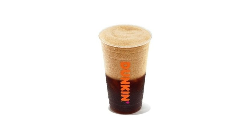 Dunkin's New Cold Brew Latte at Next Generation Stores