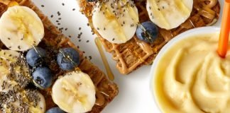 Jamba Introduces New PB Banana Toast And New Matcha Lemon Squeeze And Smooth Talkin' Mango Smoothies