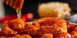 Nashville Hot Shrimp Is Back At Red Lobster