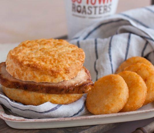 Pork Chop Griller Biscuit Is Back At Bojangles'