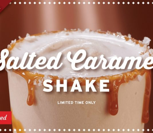 Portillo's Spins New Salted Caramel Shake
