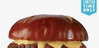 Pretzel Haus Pub Burger Returns To Culver's