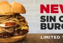 Sin City Burger is Back At Smashburger