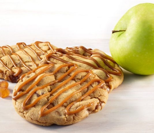 Subway Caramel Apple Cookie Review