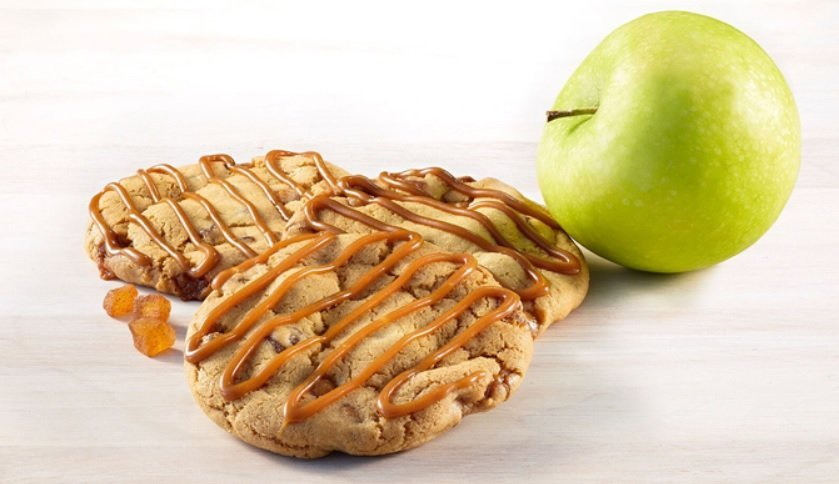 Subway Caramel Apple Cookie - Review