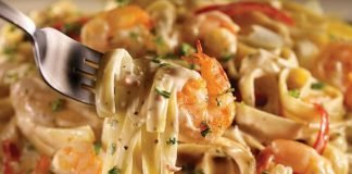 TGI Fridays Adds New Shrimp And Lobster Pasta