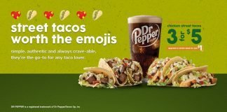 Taco John's Street Tacos 3 for $5