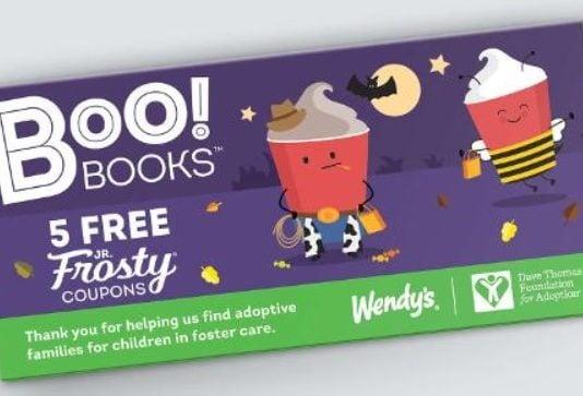 Wendy's Brings Back Boo! Books
