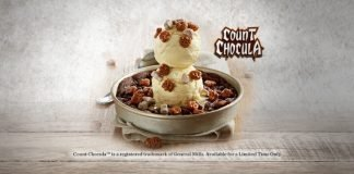 BJ's Reveals New Count Chocula Cereal Pizookie