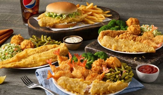 Captain D's Offers New $5.99 Fan Favorites Deal