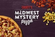 Casey's Debuts New Midwestern Pizza