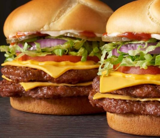 Checkers And Rally's Launch 2 For $6 Big Buford Deal
