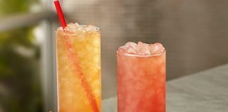 Chick-fil-A new Seasonal Tea Lemonades