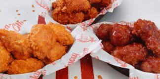 KFC Kentucky Fried Wings