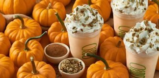 Shake Shake Debuts New Pumpkin Shake