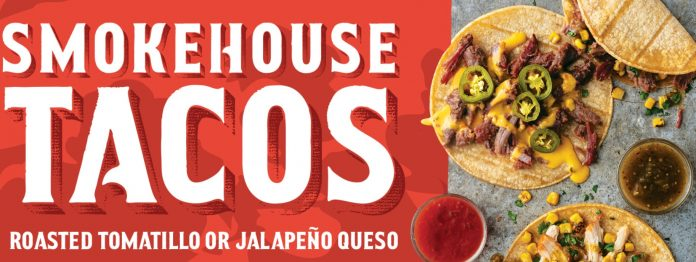 Taco Bueno Adds New Smokehouse Tacos And Smokehouse Platter To Menu