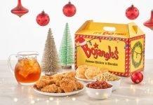 Bojangles' Reveals New Holiday Big Bo Box