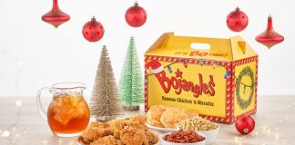 Bojangles' Reveals New Holiday Big Bo Box